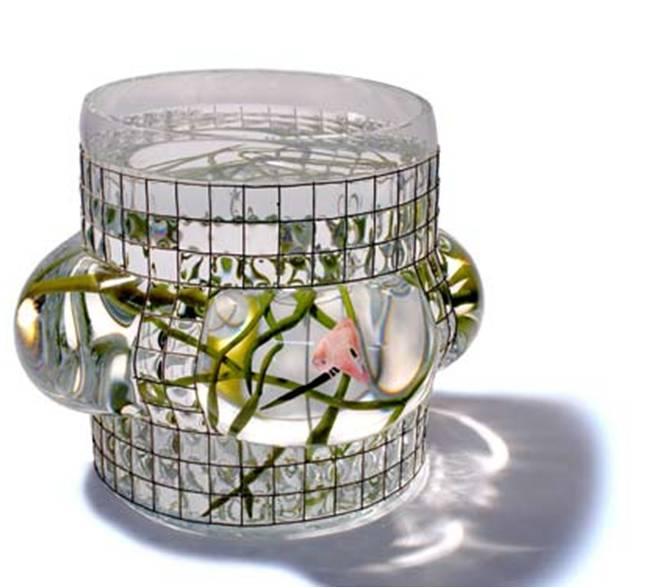 аквариум-ваза