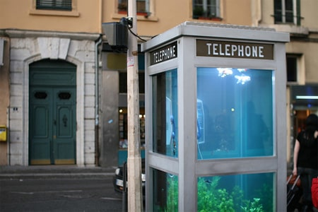 телефонная будка